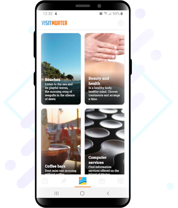 Visit Murter Mobile Application
