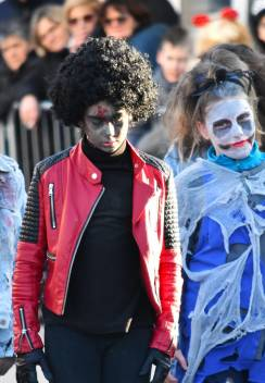 Revealing date of costume mask parades in Murter