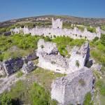 Templarska tvrđava u Vrani